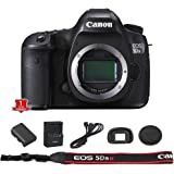 Canon EOS 5DS R Digital SLR with Low-Pass Filter Effect Cancellation (Body Only) International Version (No warranty)