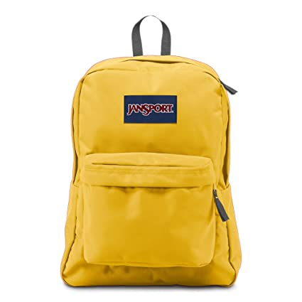 exquisite craftsmanship special buy search for clearance JanSport Superbreak Backpack - Yellow Card - Classic, Ultralight