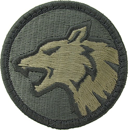 Wolf Head Morale Patch )
