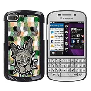 - Ferris Wheel - - Hard Plastic Protective Aluminum Back Case Skin Cover FOR BlackBerry Q10 Queen Pattern