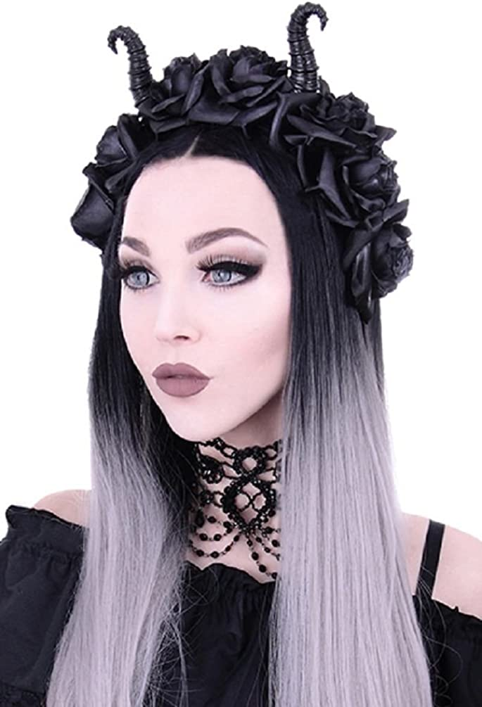 Restyle Gothic Floral Hair...