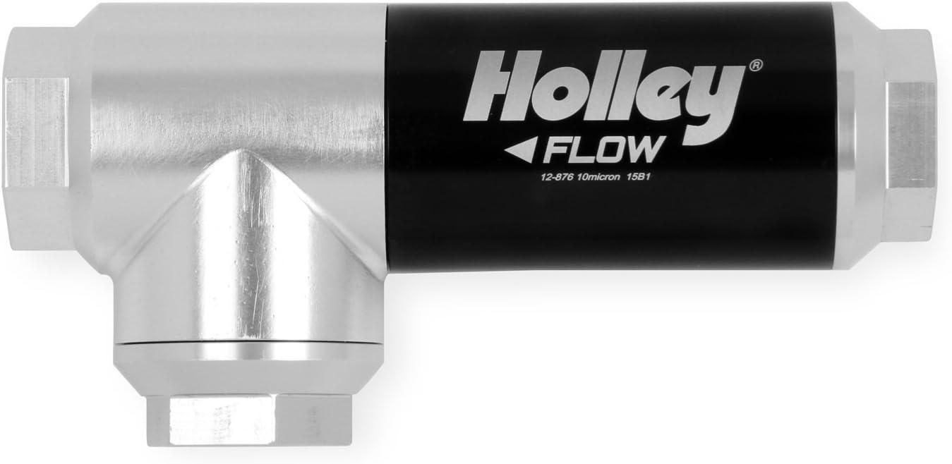 Holley EFI Filter//Regulator Assembly 175 Gph 10 8 An