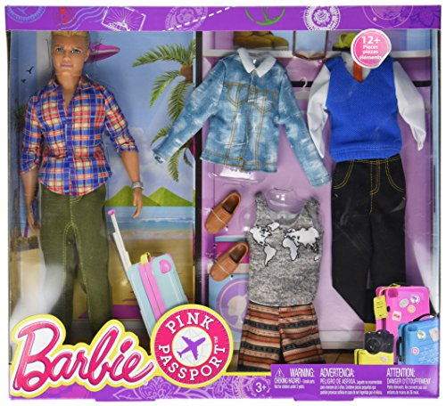 Barbie Ken Fashion Doll Gift Set