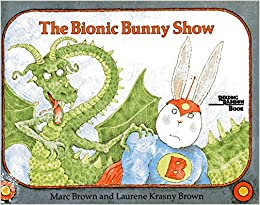 The Bionic Bunny Show (Reading Rainbow Books)