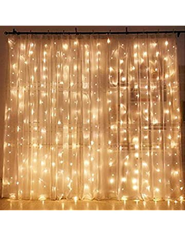Can submerse in water fairy accessories Weddings Fairy lights parties mini LED lights with timer functions /& waterproof battery case