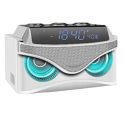 Amazon.com: ZZG Wireless Bluetooth speaker stereo mini ...