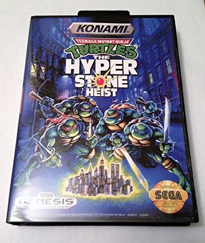 Amazon.com: Teenage Mutant Ninja Turtles: The Hyperstone ...
