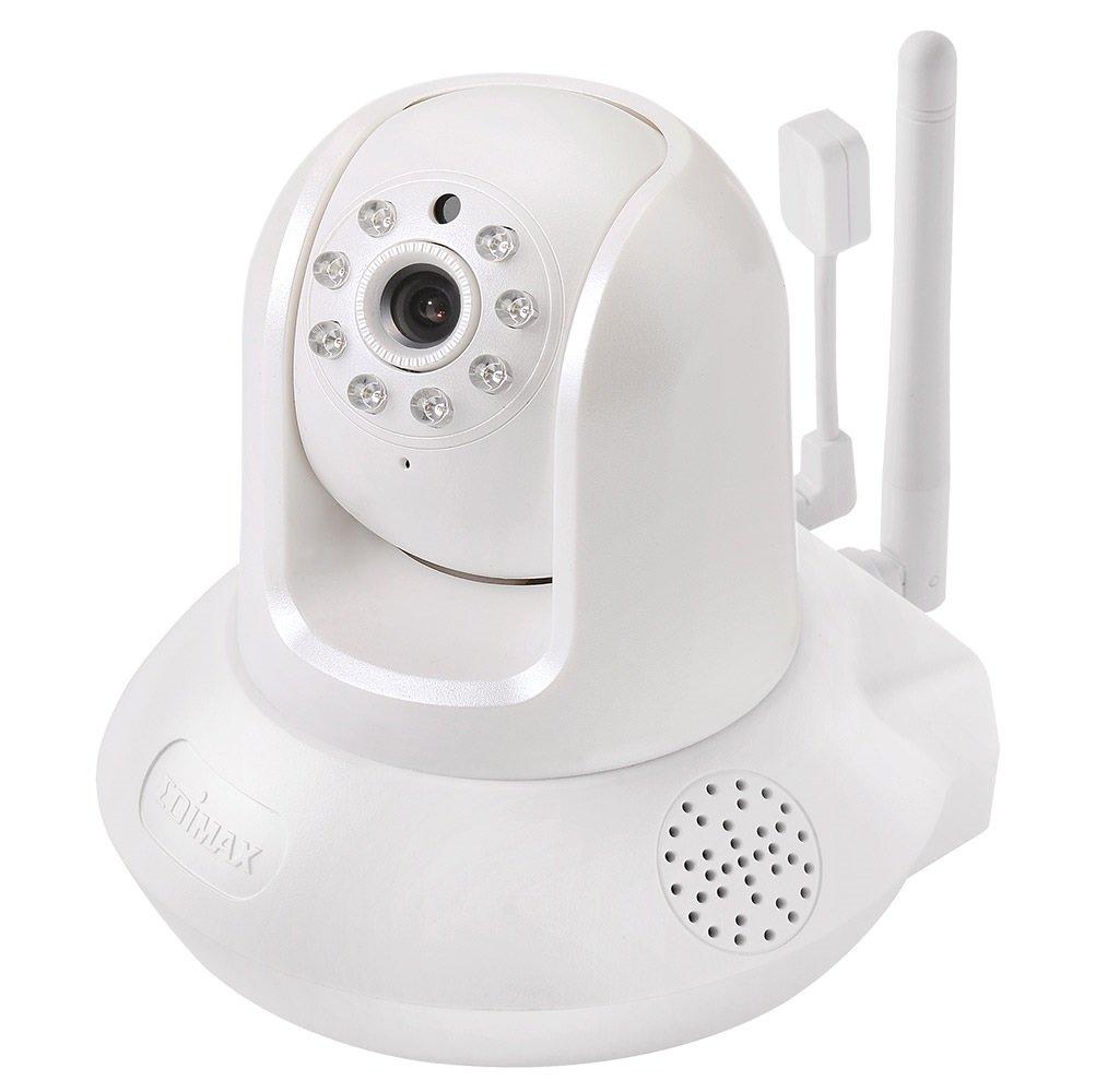 Edimax IC-9110W Telecamera di Rete, Argento videosorveglianza