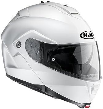 Amazonfr Hjc Helmets Is Max Ii Casque De Moto à Visière Pearl
