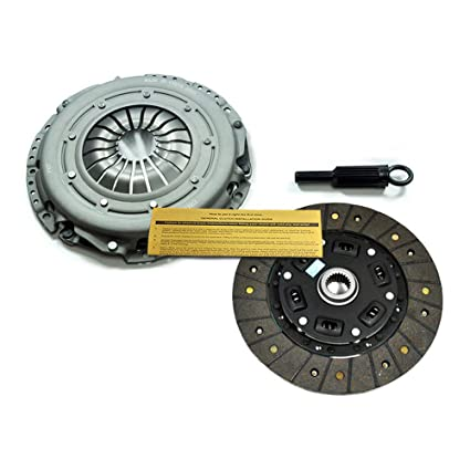 Amazon.com: EFT HD CLUTCH KIT w/o SLAVE 2000-2004 FORD FOCUS 2.0L DOHC SE ZTS ZTW ZX3 ZX5: Automotive