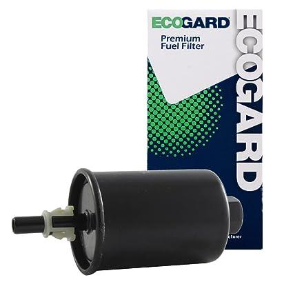 amazon com ecogard xf55215 engine fuel filter premium replacement 2005 Chevy Tahoe Fuel Filter amazon com ecogard xf55215 engine fuel filter premium replacement fits chevrolet tahoe, suburban 1500, silverado 1500 gmc yukon xl 1500, yukon,