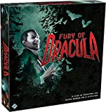 Fury of Dracula Third Edition Board Game