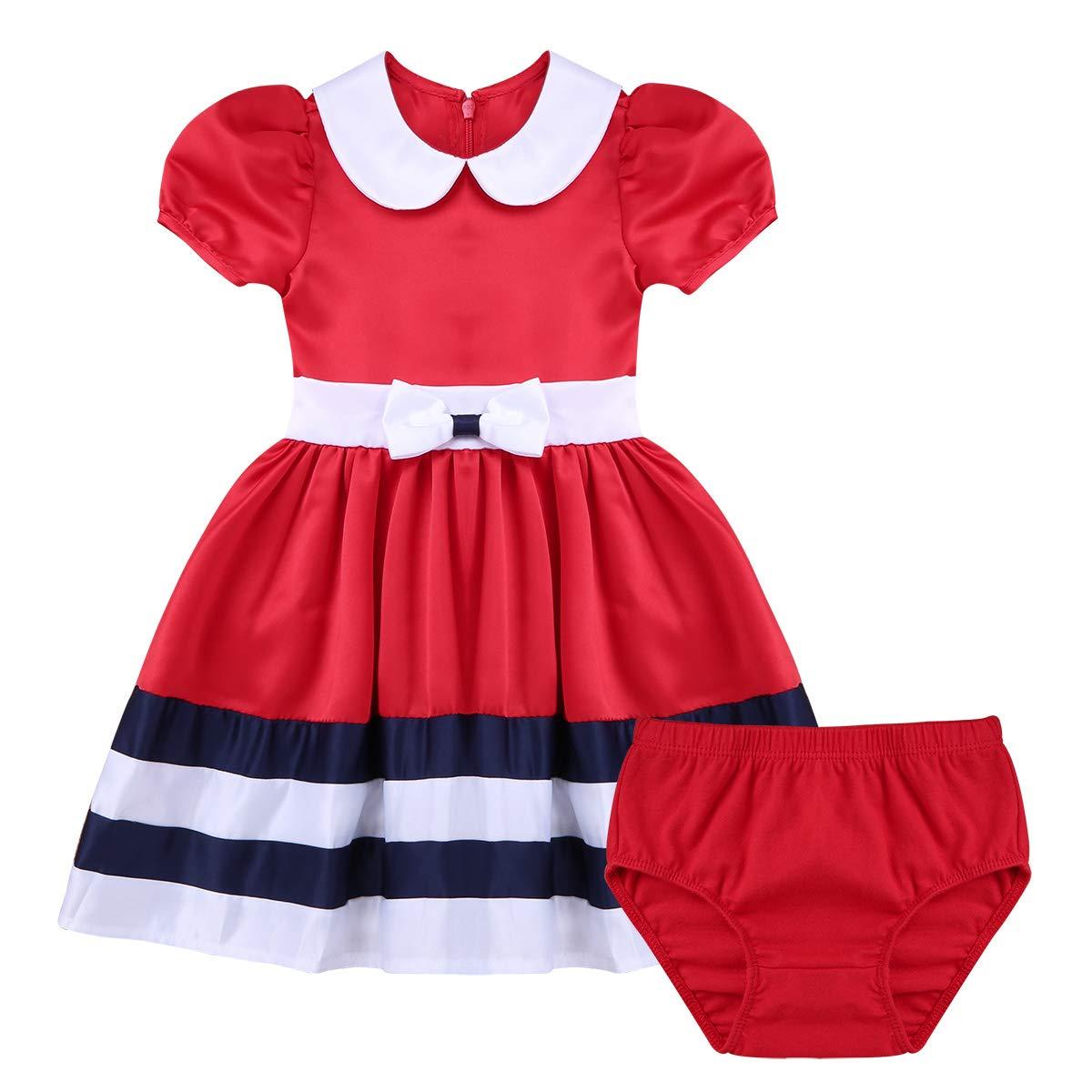 【楽天最安値に挑戦】 YiZYiF YiZYiF DRESS ベビーガールズ 3 - 6 Months 6 Months レッド B07GR1W36K, 出水市:9dc7634d --- a0267596.xsph.ru