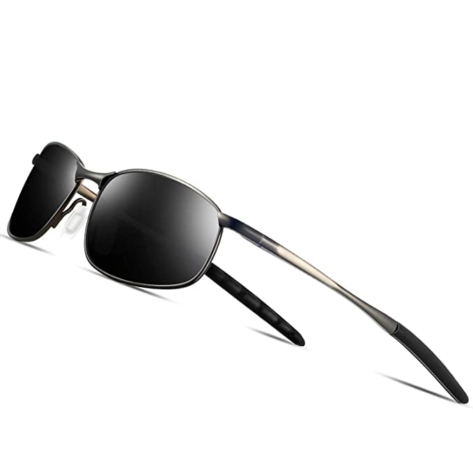 Amazon.com: FEIDU FD 9005 - Gafas de sol polarizadas para ...