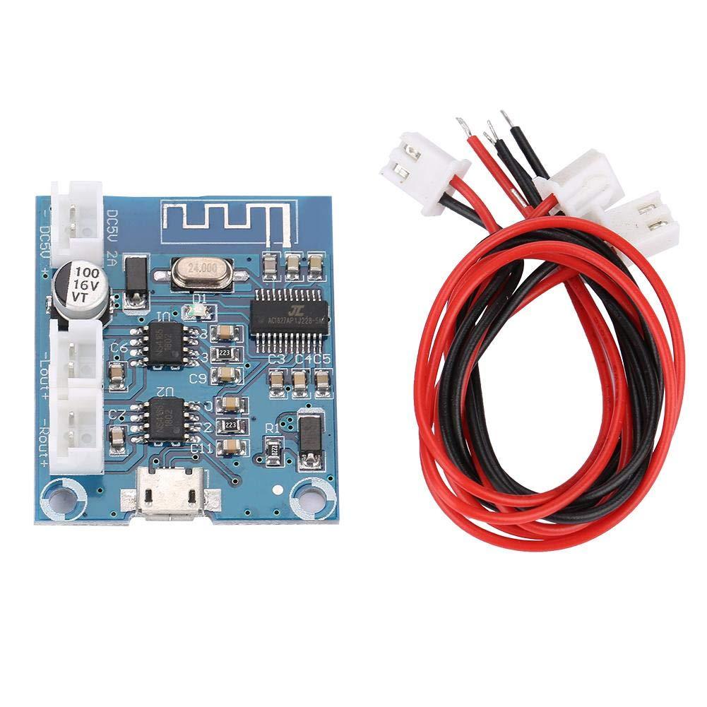 Tablero Amplificador Mini Bluetooth Digital Audio Amplificador de Potencia Tablero 4.2 Circuito Altavoz Estéreo Receptor de Audio Amplificador Módulo 15Wx2