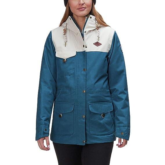Skifahren Damen Mode Kurze Jacke Niet Motorradjacke