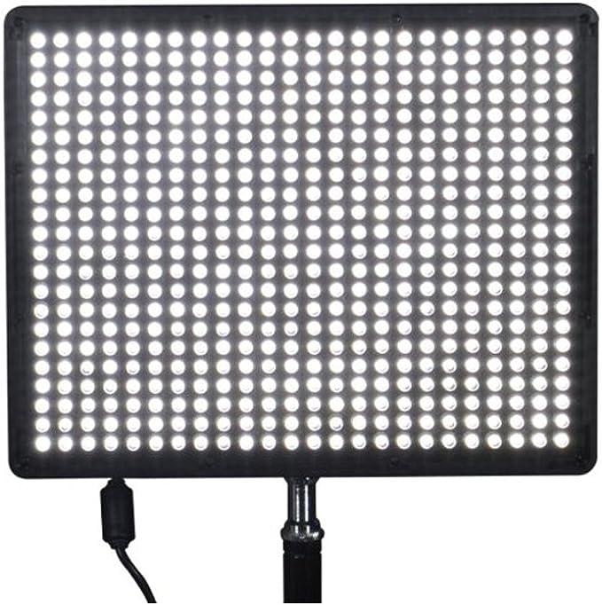 Andoer Lumi/ère Vid/éo RGB Lumi/ère Cam/éra Portable Lampe de Remplissage LED Dimmable 2800K-8500K,Batterie int/égr/ée Rechargeable,Lampe Photographie Professionnelle CRI95 TLC97