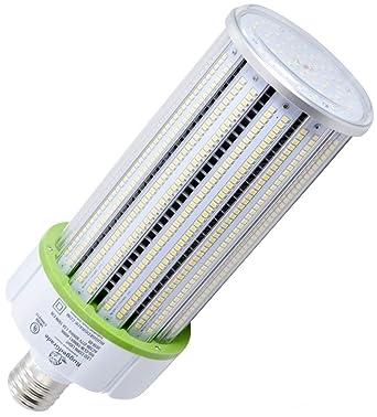 Bombilla LED E39, 4000 K, bombilla tipo mazorca