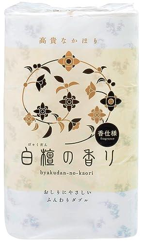 トイレットペーパー 白壇の香り 12RW