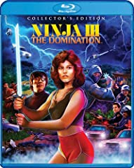 ONLY A NINJA CAN KILL A NINJA!  Aerobic instructor Christie Ryder (Lucinda Dickey, Breakin', Breakin' 2: Electric Boogaloo) becomes possessed by the spirit of an evil ninja when she comes to his aid after he was shot down. Dominated by the ki...