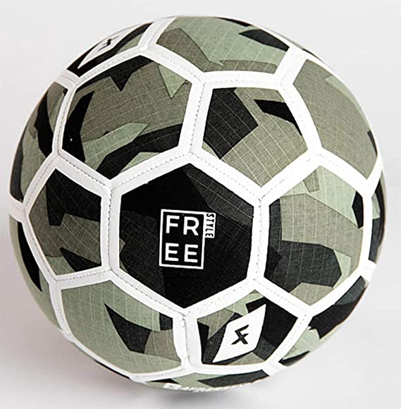 4Freestyle - Balón de fútbol Freestyle, Color Camuflaje, tamaño 5: Amazon.es: Deportes y aire libre