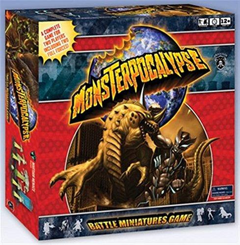 Monsterpocalypse 2-Player Battle Box