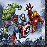 Marvel Avengers Beverage Napkins, 16ct