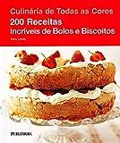 capa de 200 Receitas Incríveis de Bolos e Biscoitos