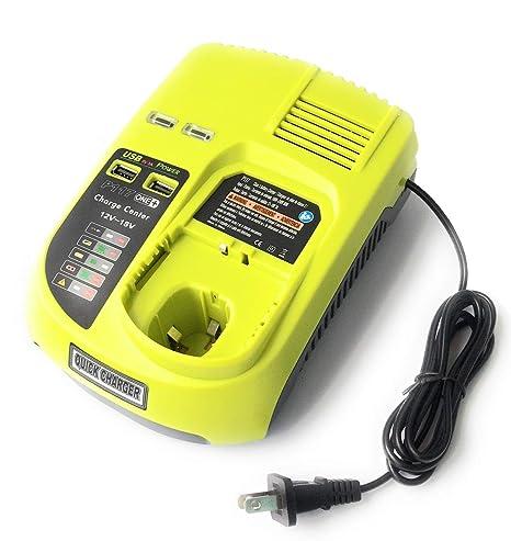 Amazon.com: UNGINO P117 Dual Chemistry - Cargador de batería ...