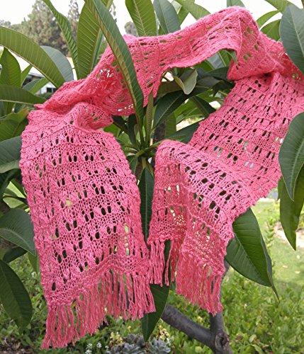 ce Scarf Knit Pattern ()