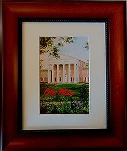 Framed Prints-University of Mississippi