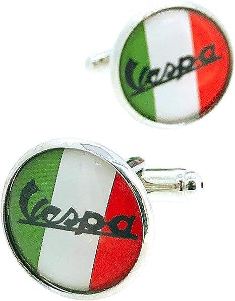 Gemelolandia   Gemelos para Camisa Vespa Bandera de Italia ...