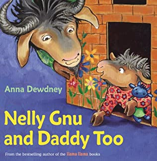 book cover of Nelly Gnu and Daddy Too