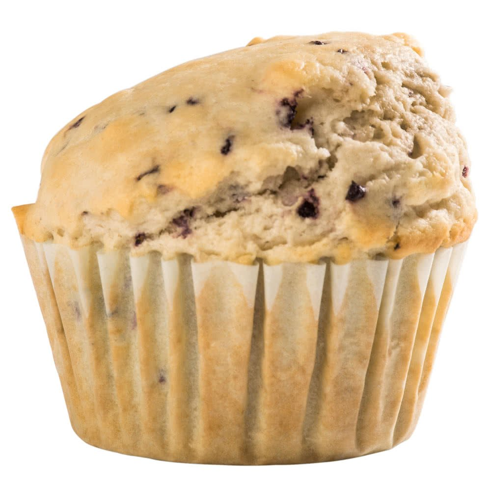 TableTop King 5 lb. Blueberry Muffin Mix - 6/Case