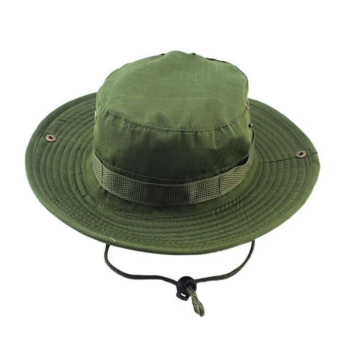 Amcool Mens Camouflage Boonie Hüte nepalesischen Kappe Armee Fischer ...
