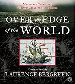 Over the Edge of the World (5/360): 5 Spoken Word Cds, 360 Minutes