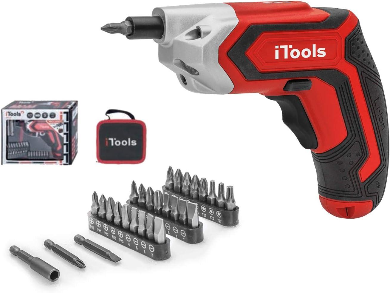 ITools pr2067perforadora eléctrica inalámbrico 3.6V)