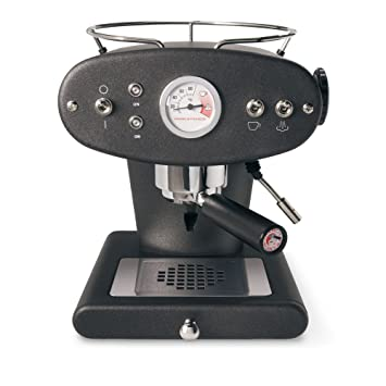 Illy FrancisFrancis! X1 Ground Espressomaschine schwarz