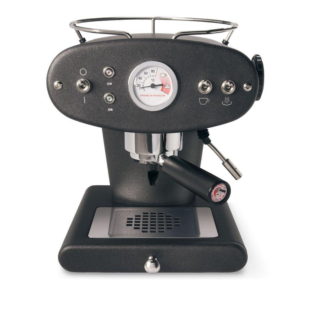 FrancisFrancis! X1 Espresso Machine, Black by Francis!Francis! (Image #1)
