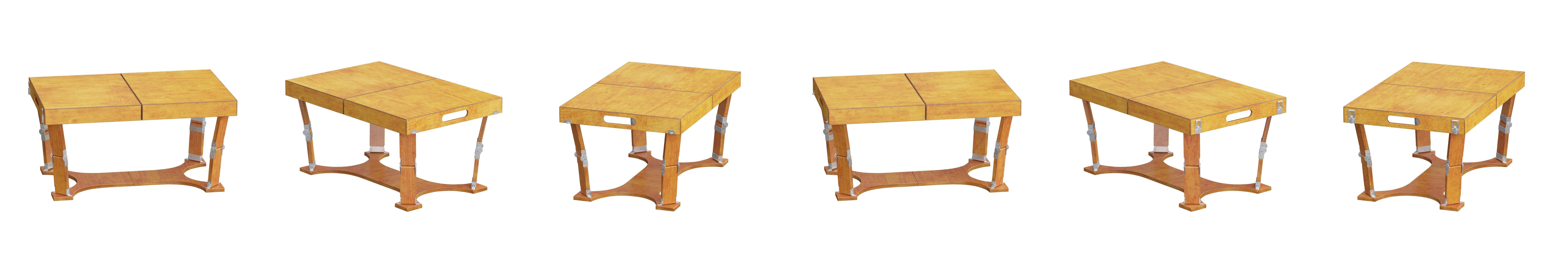 Amazon Com Spiderlegs Folding Coffee Table 28 Inch Warm Oak Furniture Decor