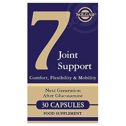 Solgar 7 Cápsulas vegetales - Envase de 30 cápsulas