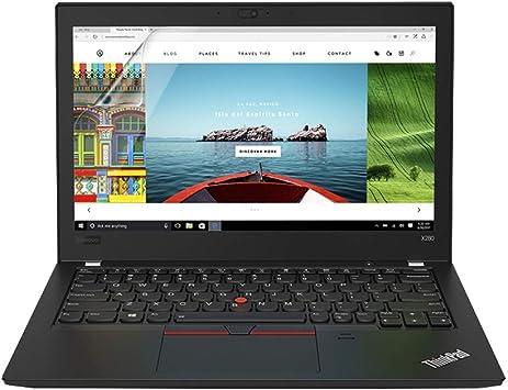 Celicious Vivid Plus Mild Anti-Glare Screen Protector Film Compatible with Lenovo ThinkPad X380 Yoga Pack of 2
