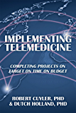 Implementing Telemedicine : Completing Projects On Target On Time On Budget