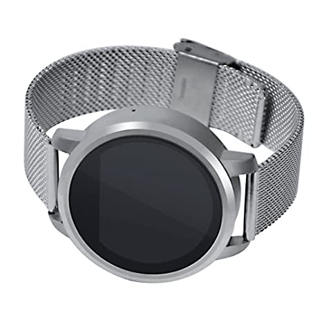 Al aire libre reloj para caminar/correr/Jogging, Bluetooth reloj inteligente con pantalla
