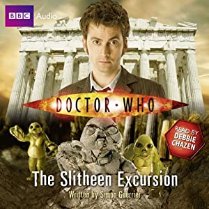 Doctor Who: The Slitheen Excursion Hörbuch