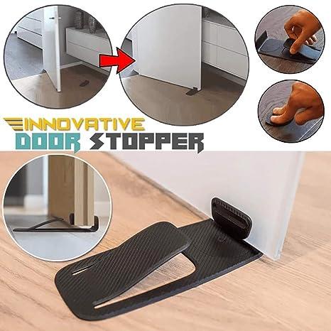 Door Stop For Heavy Door.Amazon Com Innovative Door Stopper Security Weite Durable