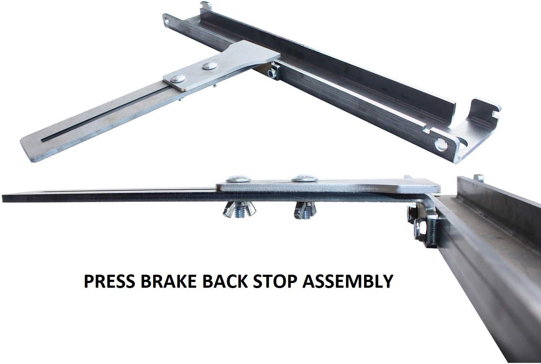 "Heavy Duty 20 Ton Capacity Press Brake 12/"" Working Area /""V/"" Die Builder kit"