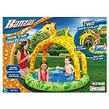Best Banzai Kiddie Pools - Banzai Shade N Sun Pool, Giraffe by Banzai Review