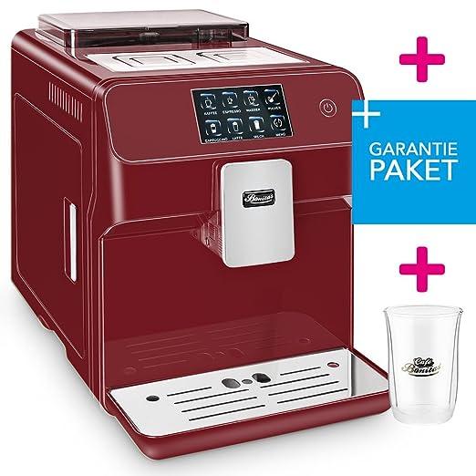 ☆ One Touch ☆ 50 € ahorrar ✓ – Cafetera automática + rundumso ...