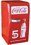 Coca Cola CCR-12 Retro Fridge, Red